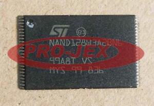 Gerente-128W3A2BN6-TSOP48-128Mbit-Gerente-Flash