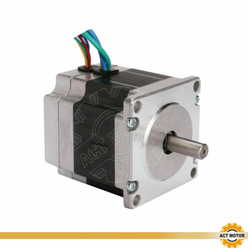 1PC Nema23 BLDC Motor 57BLF01 3000RPM 24VDC 63W 59mm Φ8mm D-Shaft