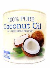 Yari 100% Pure Coconut Oil Kokosöl PUREHUILE DE COCO KOKOS OLJE OLEJ Kokosowy