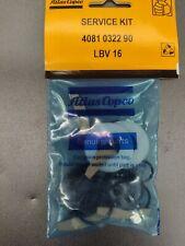 4081 0322 90 Atlas Copco Service Kit Oem For Lbv16 Drill