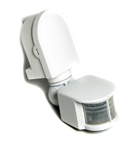 Bewegungsmelder IR-Bewegungs-Melder Infrarot-Sensor mit 180° Erfassungca.8m