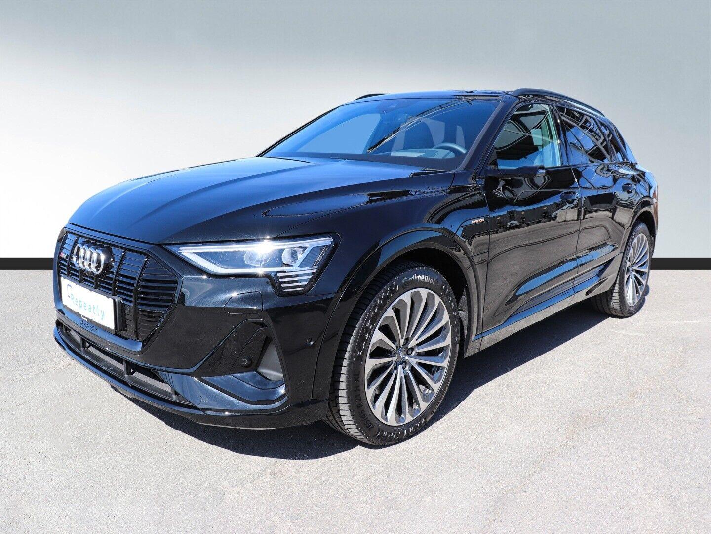 Audi e-tron - S-line quattro