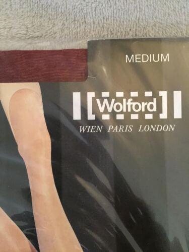 Wolford 9006682596245 Touch media Borgogna Satin Collant Taglia SrnFzSqwax