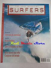 rivista SURFERS 2/1999 Sean Crown Eddfie Aikau Cesare Cantagalli K. Slater No cd