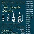 Ludwig van Beethoven - Beethoven: The Complete Quartets, Vol. IV