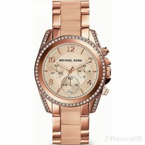Dames-horloge-Michael-Kors-MK5943-Nieuw