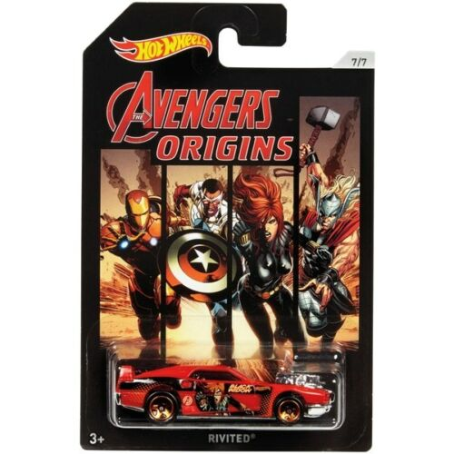 Hot Wheels Marvel Avengers 1:64 Vehicles *CHOOSE YOUR FAVOURITE*