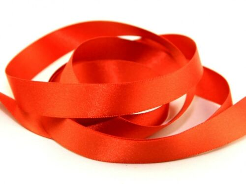 Berisford Double Faced Satin Ribbon R350110-M LL