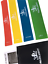 Resistance-Bands-Exercise-Loop-Crossfit-Strength-Weight-Training-Fitness-4pcs thumbnail 3