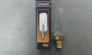 Lampada Tubolare E14 : Lampadina alogena tubolare e w ex w basso consumo
