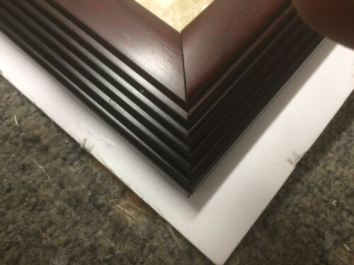 "1.5/"" DOCUMENT,CERTIFICATE,DIPLOMA FRAMES w//2 Mats Mahogany, Walnut, /& Black"