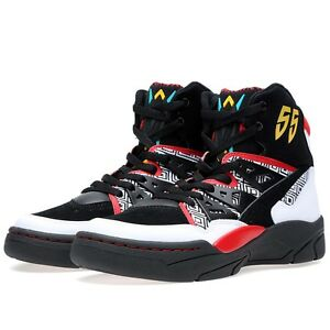 Détails sur Adidas Originals Dikembe 55 MUTOMBO Q33018 Homme Basketball Baskets Montantes afficher le titre d'origine