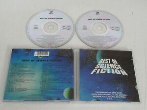 Details about Various/Best of Science Fiction/Soundtracks /( Edl 2720-2)  2xcd Album