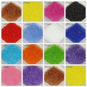 Multi-size-Clay-Crystal-Rhinestone-Disco-Loose-BEADS-For-Shamballa-Bracelet