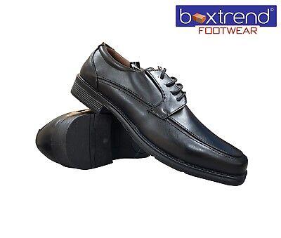 GüNstiger Verkauf New Mens Office Work Lace Up Gents Formal Smart Shoes Wedding Party Size 6 - 12 Rabatte Verkauf