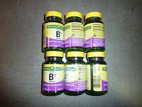 Spring Valley Natural Vitamin B12 Tablets, 1000mcg, 360 Pc, 6 Ct Exp. 9/19
