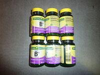 Spring Valley Natural Vitamin B12 Tablets, 1000mcg, 360 Pc, 6 Ct Exp. 9/19