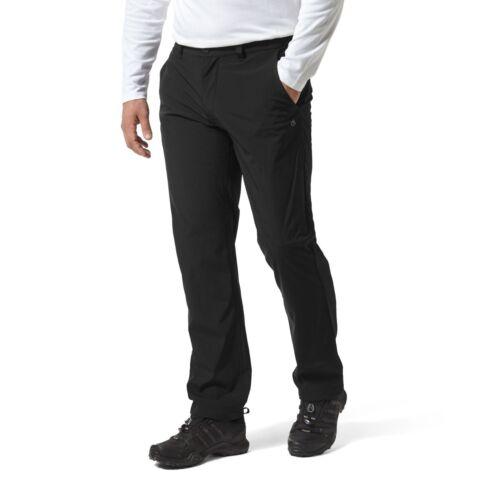 Craghoppers Homme Lairg Softshell Pantalon Noir CMJ480