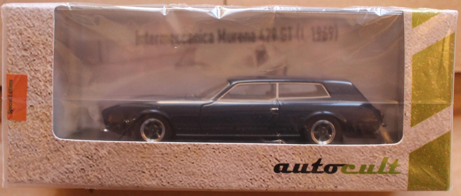 Autocult 1 43  05006 intermeccanica murena 429gt von 1969