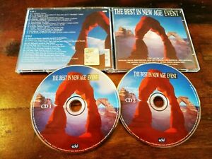 Event-The-Best-in-New-Age-Led-Zeppelin-Morricone-Nino-Rota-2X-Cd-Perfetto