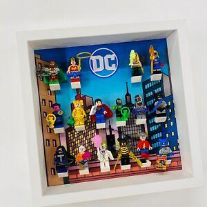 Display-Frame-for-Lego-DC-Comics-Series-minifigures-71026-no-figures-27cm