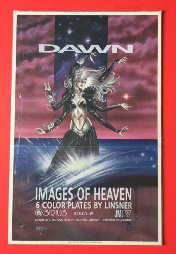 Dawn Images of Heaven Portfolio-6 Plates 11 x 17 1995 Joseph Michael Linsner