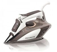 Rowenta Focus Steam Iron With 400-hole Stainless Steel Soleplate, Beige, Dw5080 on sale