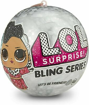 New Lol Surprise Bling Series 100 Authentic Quick Free Shipping 35051554806 Ebay