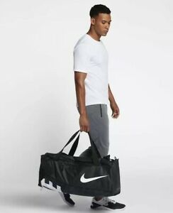 Nike-AA-Crossbody-Duffel-Holdall-Bag-School-Holiday-University-Sports-52-Litres