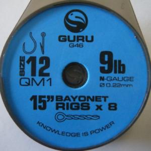 """Guru QM1 Bayonet Ready Rig 15/"""""""