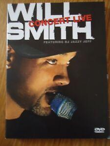 DVD-Will-Smith-Concierto-Live-Feacturing-Dj-Jazzy-Jeff-como-Nuevo