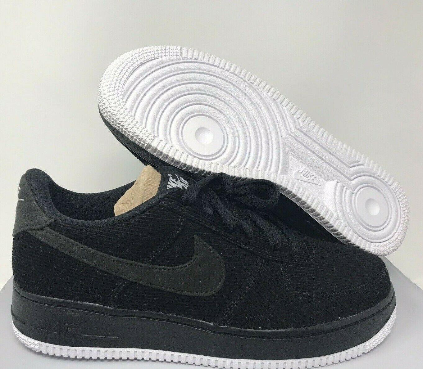 Uganda equilibrar visa  Ropa, zapatos, accesorios de hombre Nike Air Force 1 lv8 2 GS Black Wolf  Grey talla 36 36,5 37 37,5 negros bq5484 001 Ropa, calzado y complementos  aniversarioqroo.cozumel.gob.mx