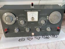 Vintage Heathkit Impedance Bridge