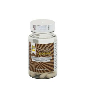 Details About Chocolate Banana Original Slimming Tablets New Formula Boost Weight Loss 30 Caps