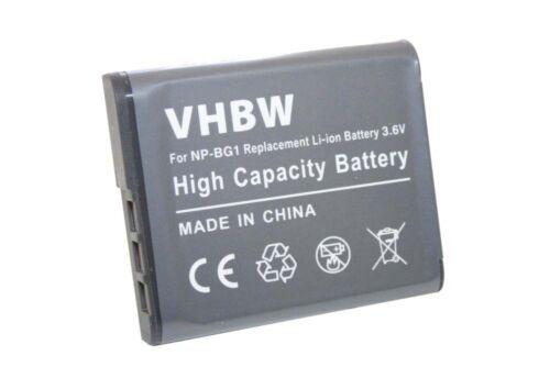 Premium acu batería para Sony CyberShot dsc-w55 DSC-W 70