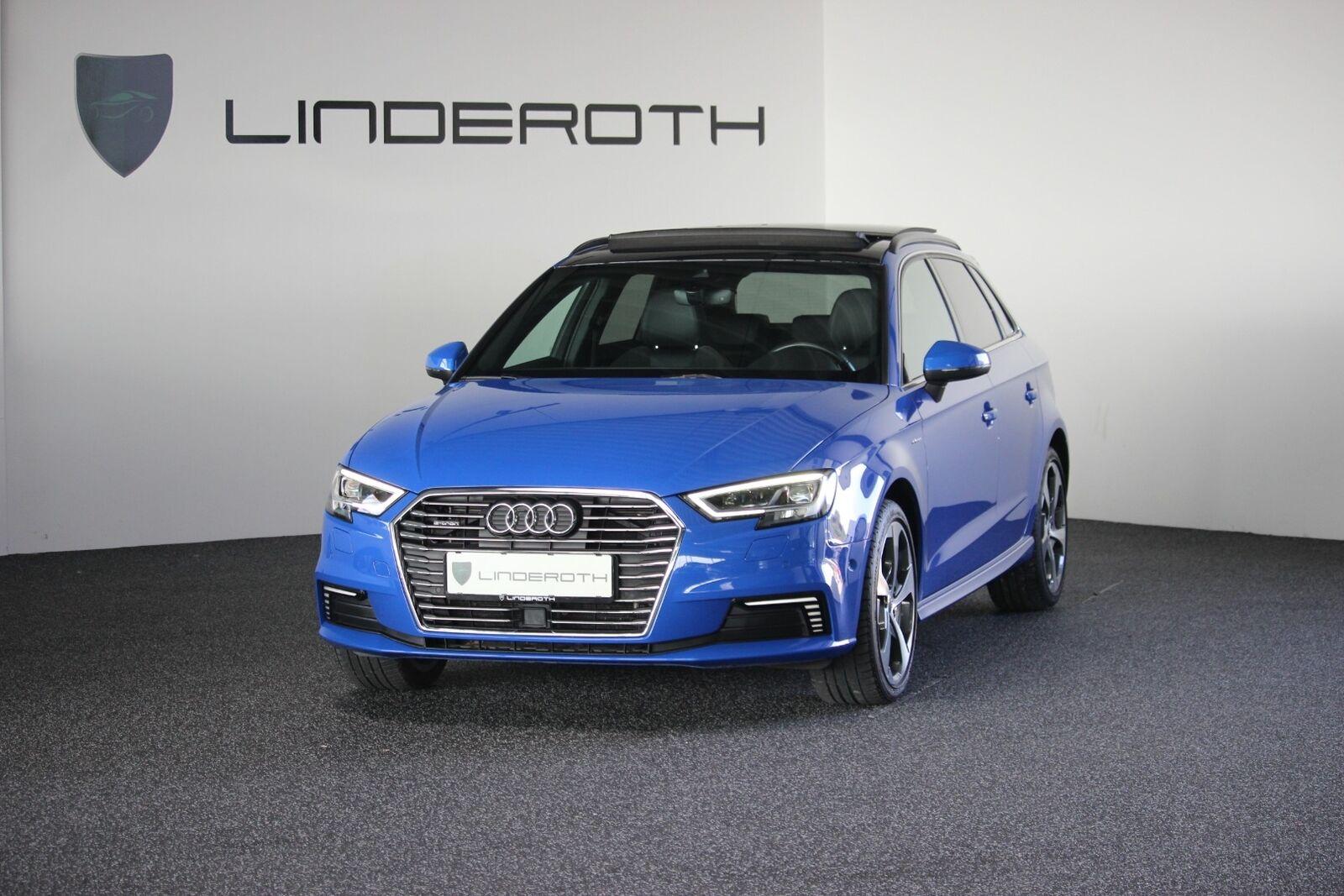 Audi A3 1,4 e-tron Sportback S-tr. 5d - 289.500 kr.