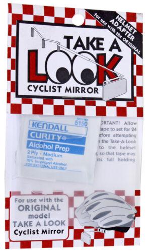 Prenez un casque Look Mount Helmet Mount Seulement F//Original #95042 seulement