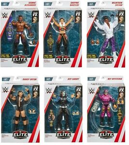 MATTEL-WWE-TOP-6-PICKS-ELITE-COLLECTION-ACTION-FIGURES-SERIES-67-CHOICE-OF-6