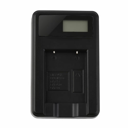 Quality Battery Charger Canon BP511 & USB Cable PowerShot G1 G2 G3 G5 G6 90