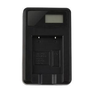Cargador De Batería De Calidad Y Mini Usb Cable Canon LP-E8 EOS 700D 650D 600D 550D