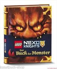 Fachbuch LEGO® Nexo Knights™, Buch der Monster, inklusive tollem Spiele-App-Code