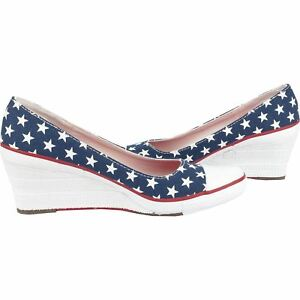 Sneakers All Ox Donna N Scarpe Star 40 Con Stars Converse Wedge Tacco dtZq7w7x