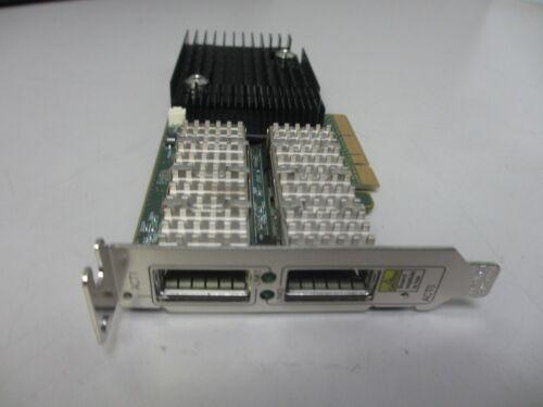 Lot of 2 Sun 501-7283-09 ATLS2XGF Dual 10GbE XFP PCI-E Card Low Profile Bracket