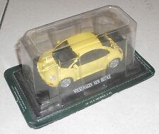 Auto VOLKSWAGEN NEW BEETLE DEL PRADO NUOVA Scale Model 1/43 Box metal die cast