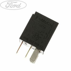 Details about Genuine Ford Mondeo S-Max Transit MK7 Relay 20 AMP 5 Terminal  Black 1454539