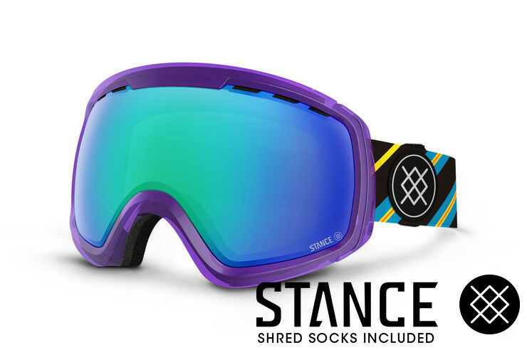 VON Goggles ZIPPER Feenom Ski/Snowboard Goggles VON 8e6485
