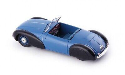 1949  1//43 BMW 340 // 1 Roadster bleu foncé Allemagne Autocult ATC06029