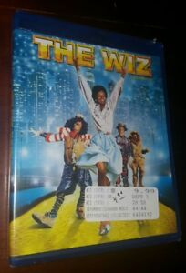 New-amp-Sealed-THE-WIZ-Michael-Jackson-Diana-Ross-BLU-RAY-Region-A-IMPORT