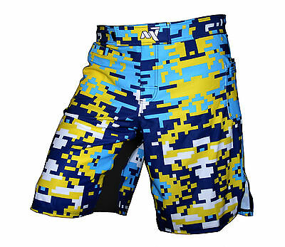MMA Fight Shorts Grappling Short Kick Boxing Cage Fighting Shorts - Brand New