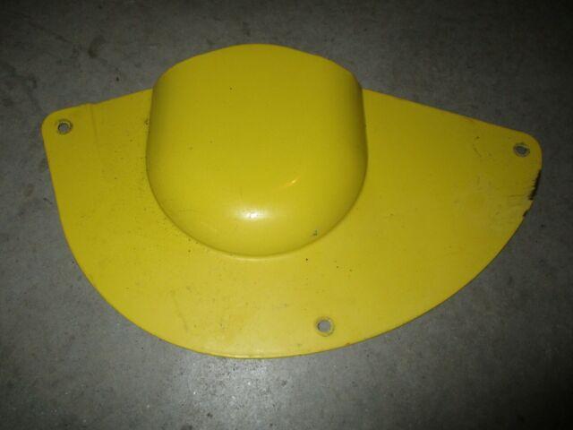 John Deere Stx38 Pulley Covers For 38 Inch Yellow Decks Ebay
